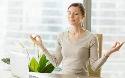 Proste ćwiczenie, które przyniesie Ci spokój w ciągu dnia