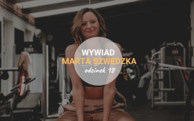 Jak wyrobić w sobie odpowiednie nawyki? – pytamy sportowca, mistrzynię Polski Martę Szwedzką